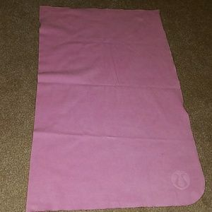 Lululemon small towel
